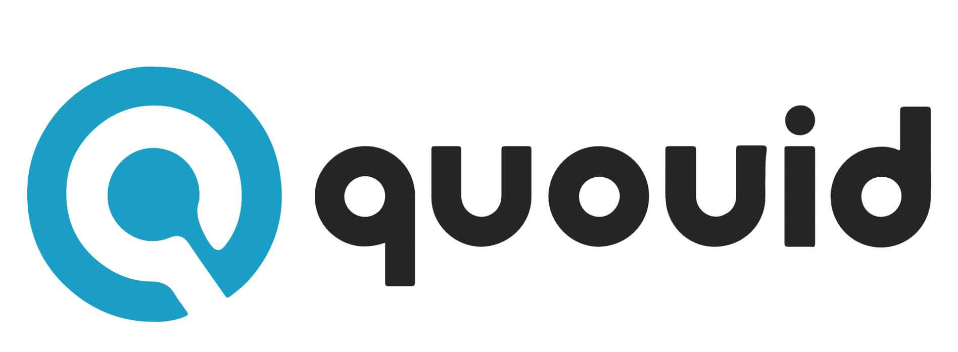 Logo Quovid by Quadrature