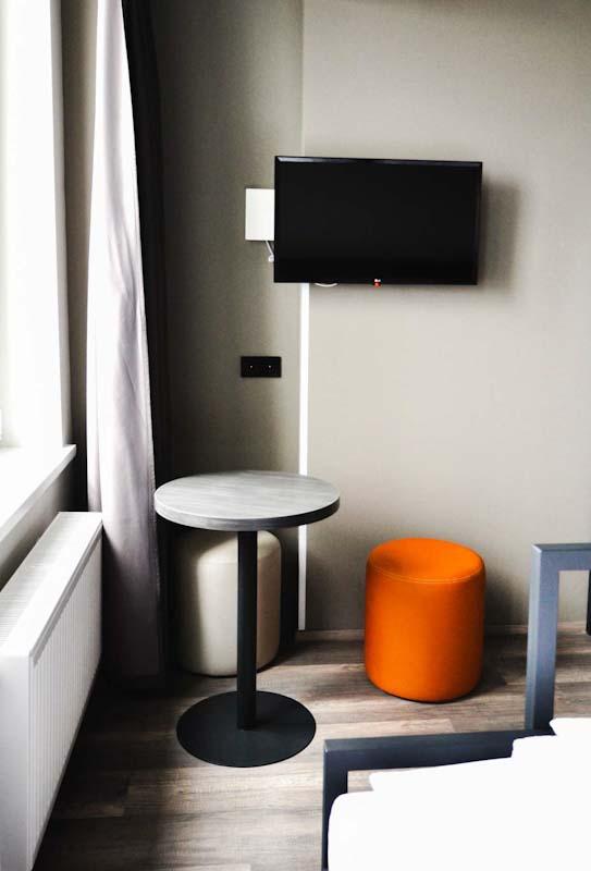 Quadrature | Portfolio | A&O | Hostel Warszawa Wola