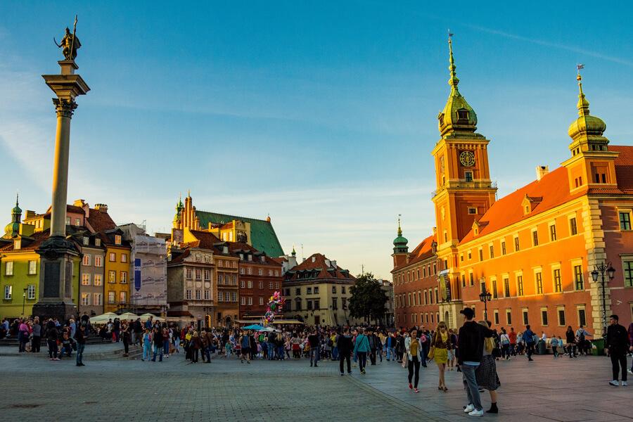 Quadrature | Polonia | Poland | Polska | Warsaw